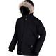 Regatta Salton Waterproof Jacket Men Black